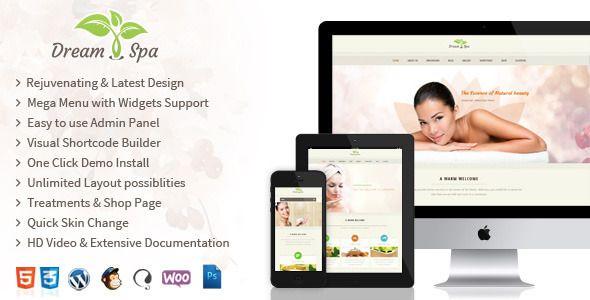 DesignThemes: DreamSpa
