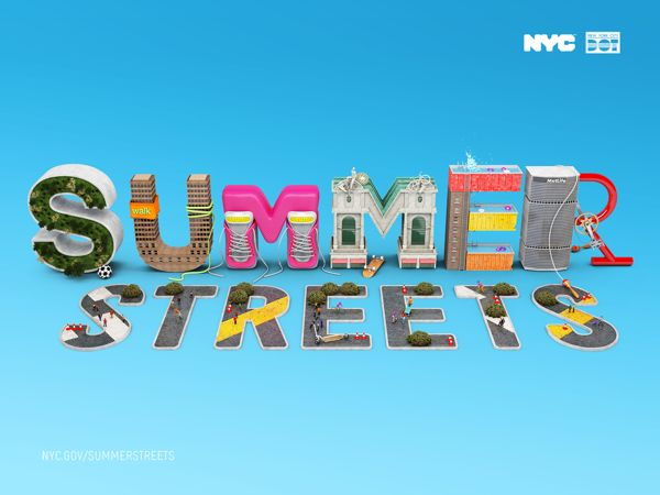 Summer Streets NYC by Chris LaBrooy