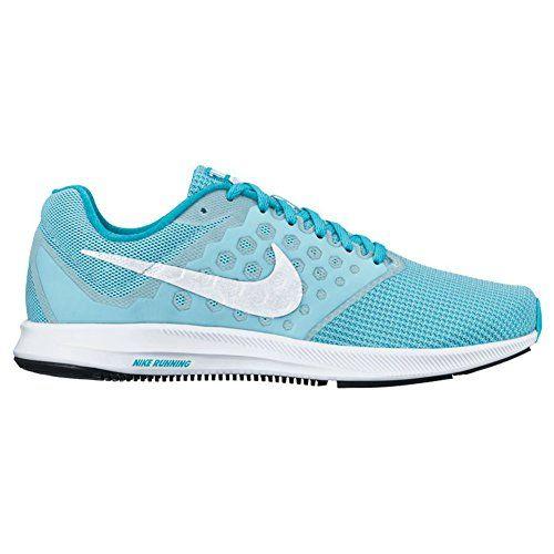 Soltero patrón Barbero  Women's Downshifter 7 Running Shoe | Nike, Nike women, Blue shoes
