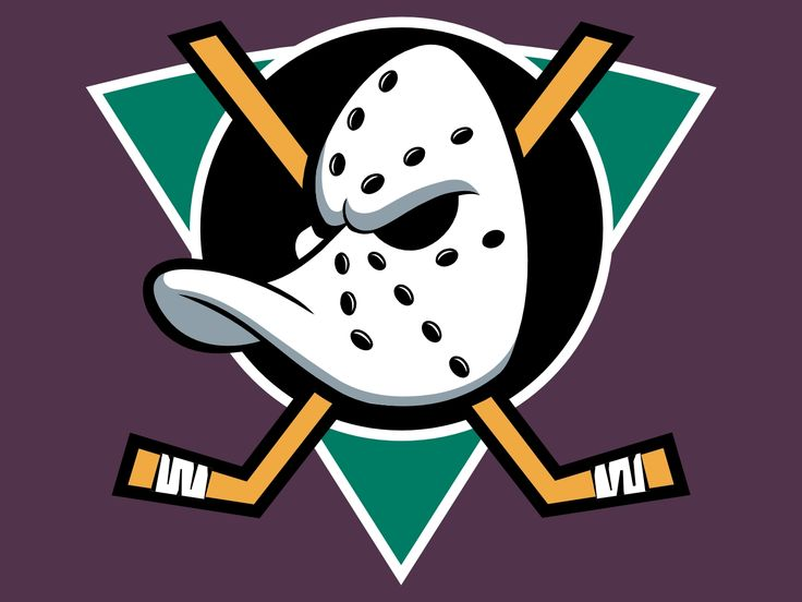 Anaheim Ducks Logo: Kicking it old school