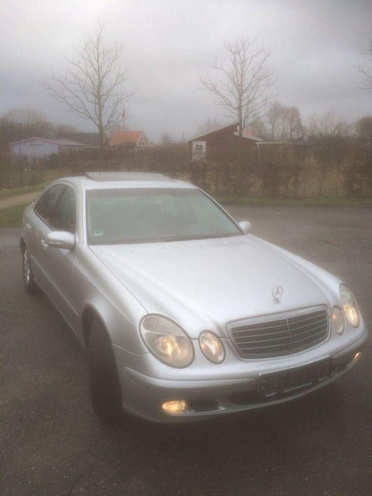 Mercedes Benz E 200 CDI Automatik