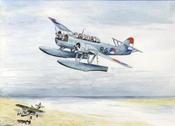 Fokker T VIII W (1937-1942) 'R-5'