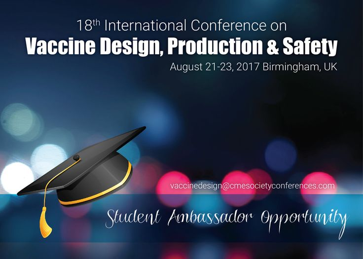 #Vaccine Design 2017 offering an exclusive opportunity for enthusiastic and prospective candidates to act as liaisons between PULSUS and Universities, Colleges, Student Communities and Educational Institutions of #Vaccines, #Immunology and its related area.