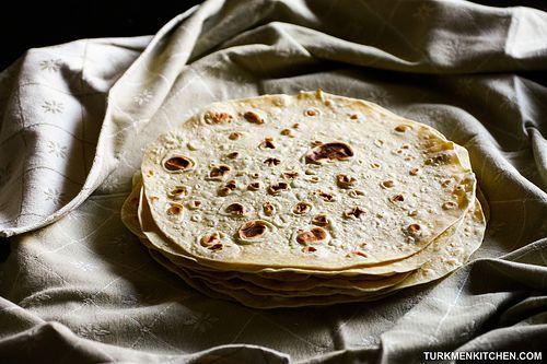 how to make iraqi bread