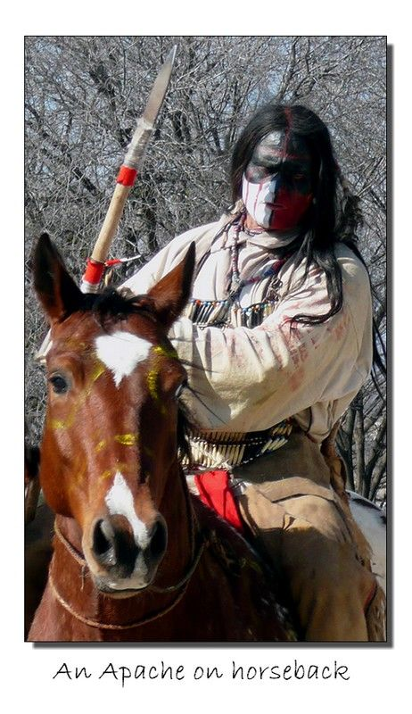 apache indians | Apache Indian Warriors « Training Blog
