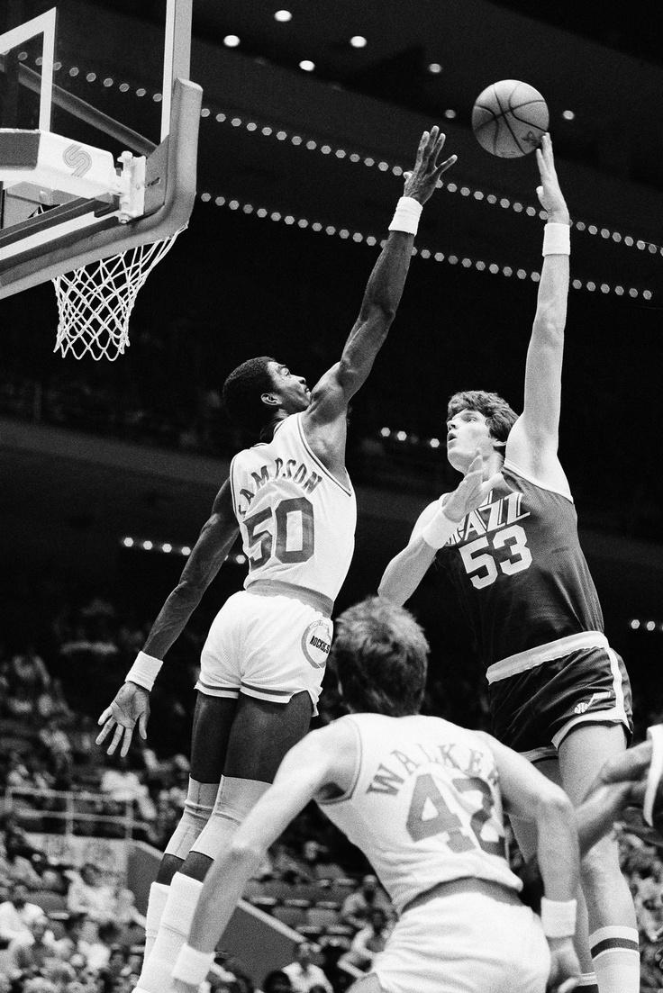 62 best Mark Eaton Basketball Player images on Pinterest