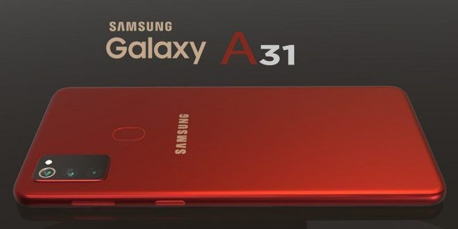 سامسونج A31 سعر ومواصفات Samsung Galaxy A31 الجوالات Galaxy Samsung Galaxy Samsung