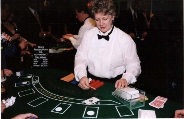 Why is a casino themed party the best bet for your event?