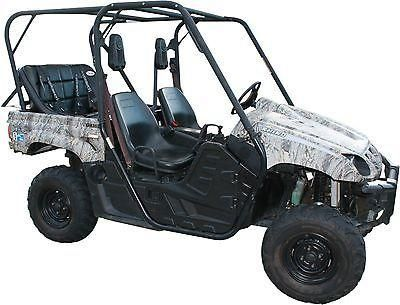 Yamaha Rhino  Rear Seat and Roll Cage KIT (Kit Includes 2 Accessories + FREE Shipping)