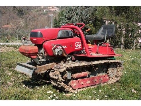 Macchine agricole HOMAR Trattore Honda F810 Euro 4 000 - Annunci Genova