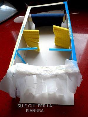 Fai da te: Lavaggio auto per le macchinine. DIY Car Wash for toy cars (instructions in italian)