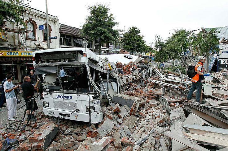 earthquake in new zealand | earthquake hits New Zealand - Framework - Photos and Video ...