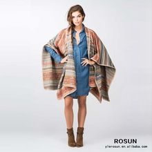 Lady mid-weight brushed cotton warm winter poncho  Best Seller follow this link http://shopingayo.space
