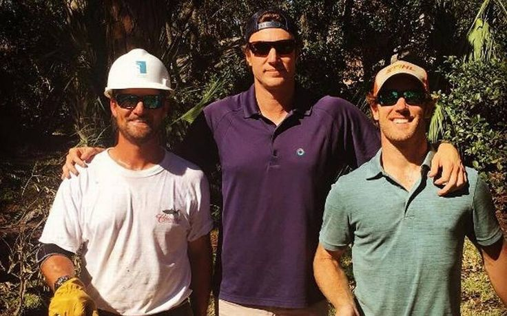 Southern Charm's Shep Rose finds hometown heavily damaged by Hurricane Matthew