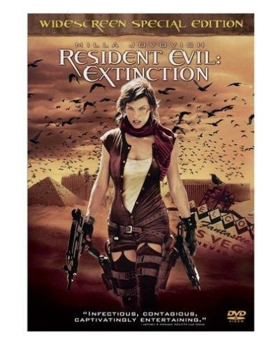 Milla Jovovich & Oded Fehr & Russell Mulcahy-Resident Evil: Extinction