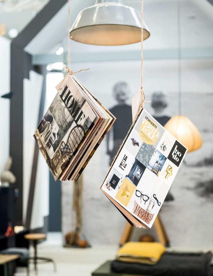 Het vtwonen koffietafelboek HOME en het nieuwe posterboek | Fotografie Sjoerd Eickmans
