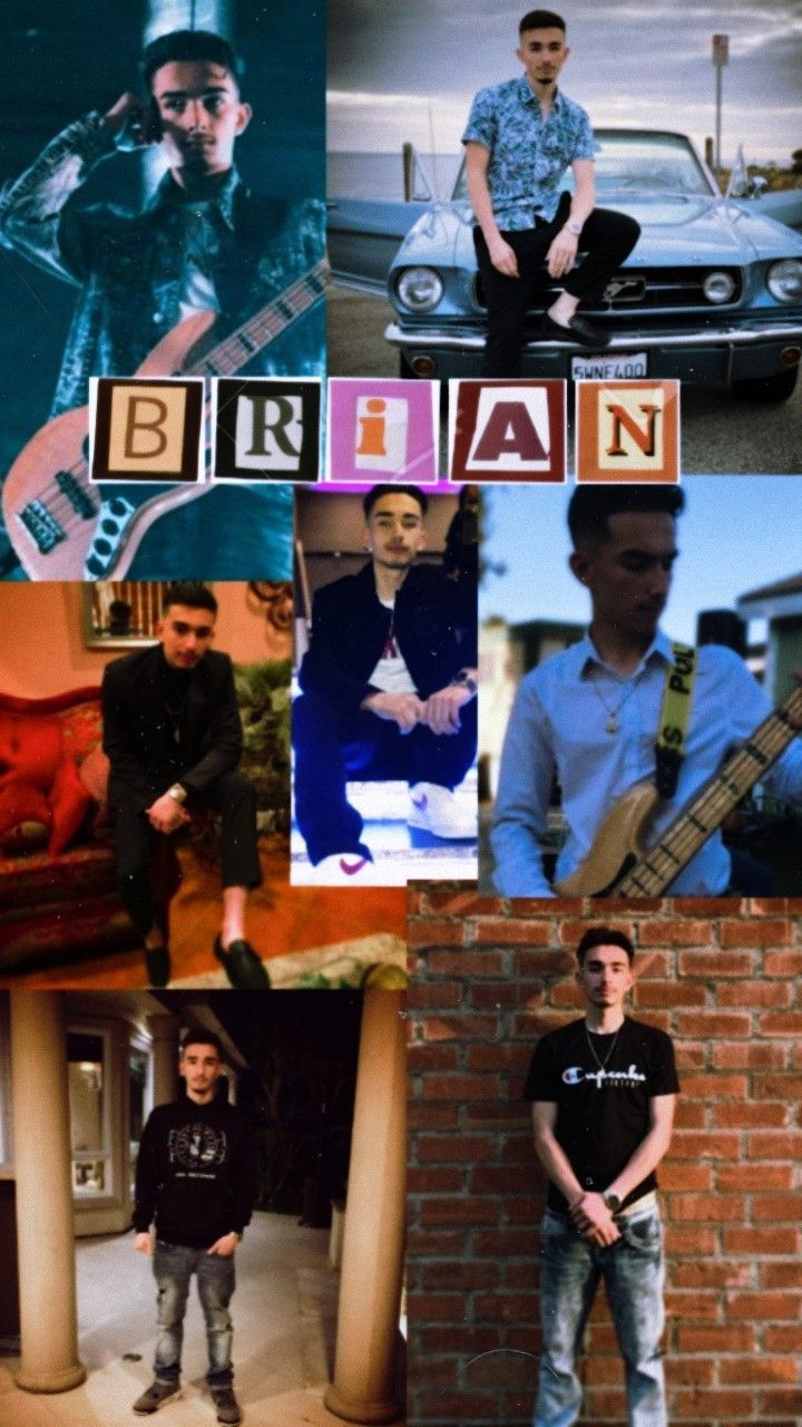 Brian tovar in 2020 iconic wallpaper guy pictures nike
