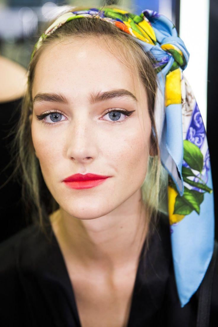 Dolce & Gabbana: Το μακιγιάζ της άνοιξης
