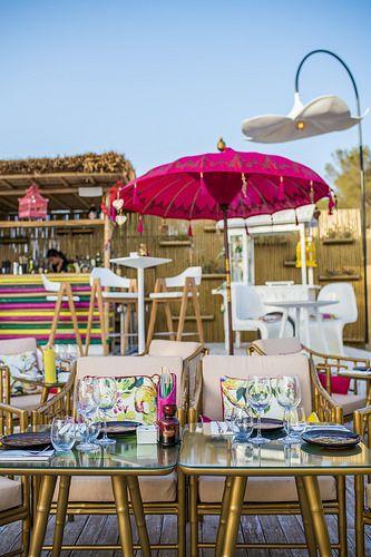 Ginger restaurant - White Ibiza. Photography by Sofia Gomez Fonzo