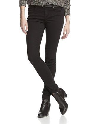 71% OFF Rockstar Women's Twill Pant (Black)