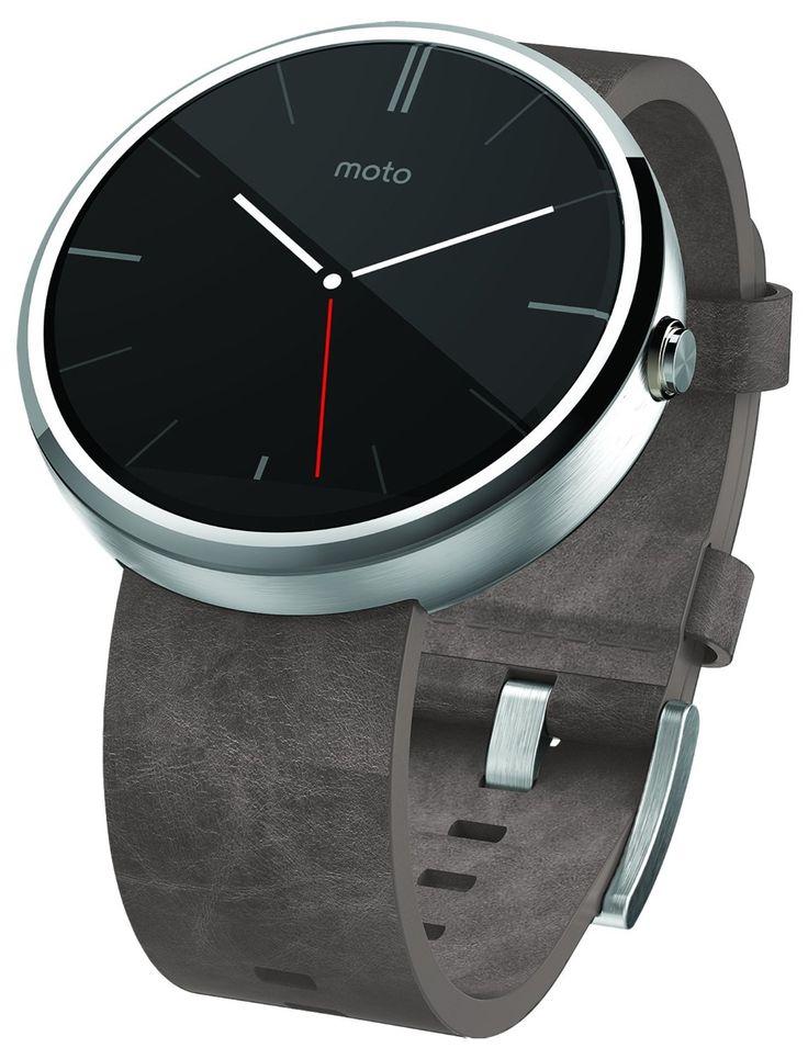 Motorola Moto 360 in preordine su Amazon Italia    http://amzn.to/1vBQeEN