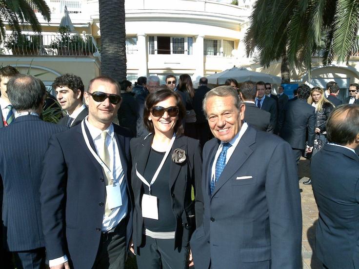 A Capri con Joaquín Navarro Valls - 2009