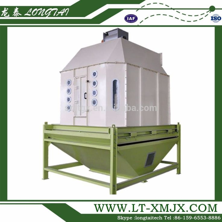 poultry feed pellet counter-flow cooler from factory directly