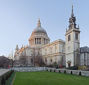 Saint Paul's Cathedral - London, England