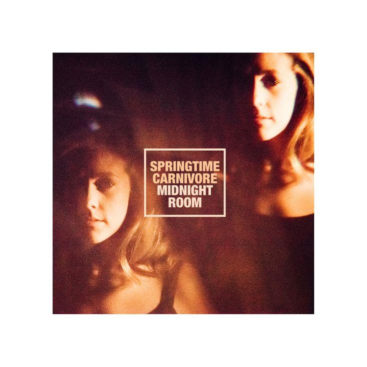 Springtime Carnivore - Midnight Room (Vinyl)
