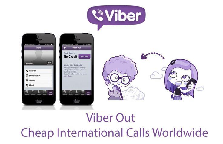 Viber Out - Cheap International Calls Worldwide - Kikguru