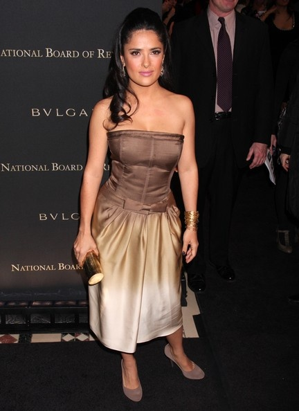 Salma Hayek Photo - 2008 National Board Of Review Of Motion Pictures Awards Gala