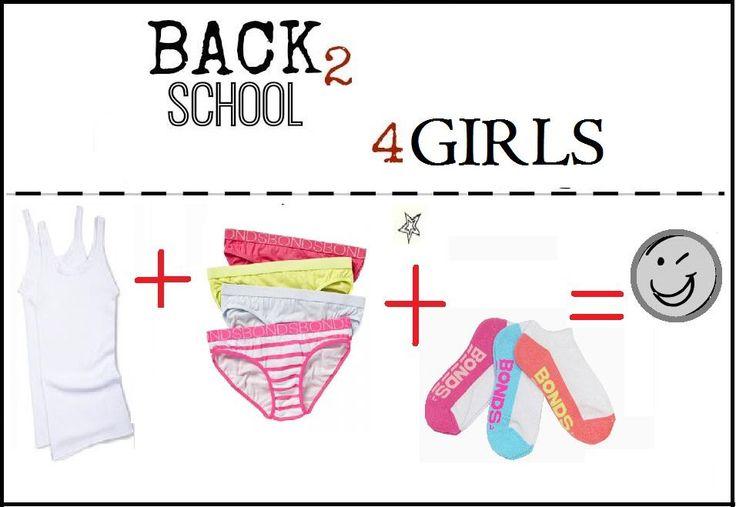 Girls - Back to School Shop Now > http://tinyurl.com/l8wykb9 #redthread7 #back2school #girls