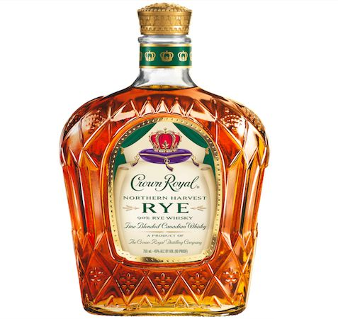 Crown Royal Northern Harvest Rye Named 2016 World Whisky of the Year.