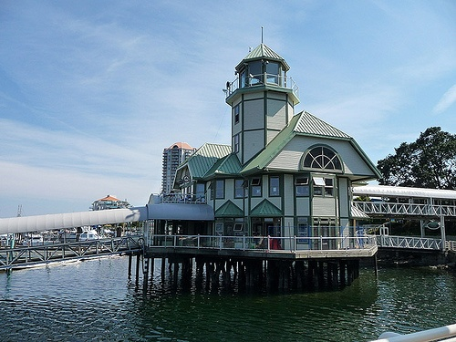 Lighthouse Restaurant, Nanaimo - Canada