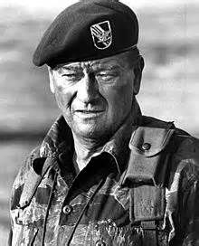 John Wayne - Marion Mitchell Morrison (born in Winterset, Iowa Marion Robert Morrison; May 26, 1907 – June 11, 1979), better known by his stage name John Wayne, was an American film actor, director and producer. An Academy Award-winner, Wayne was among the top box office draws for three decades. An enduring American icon, he epitomized rugged masculinity and is famous for his demeanor, including his distinctive calm voice, walk, and height.