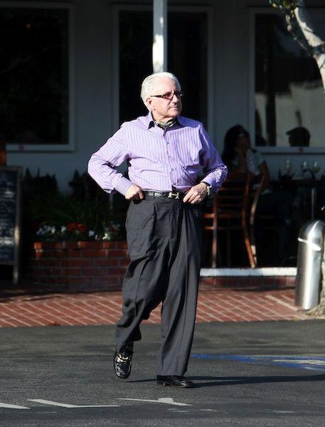 Gotta Love Old Men And Their High Waisted Pants........ - LiesAngelesLiesAngeles