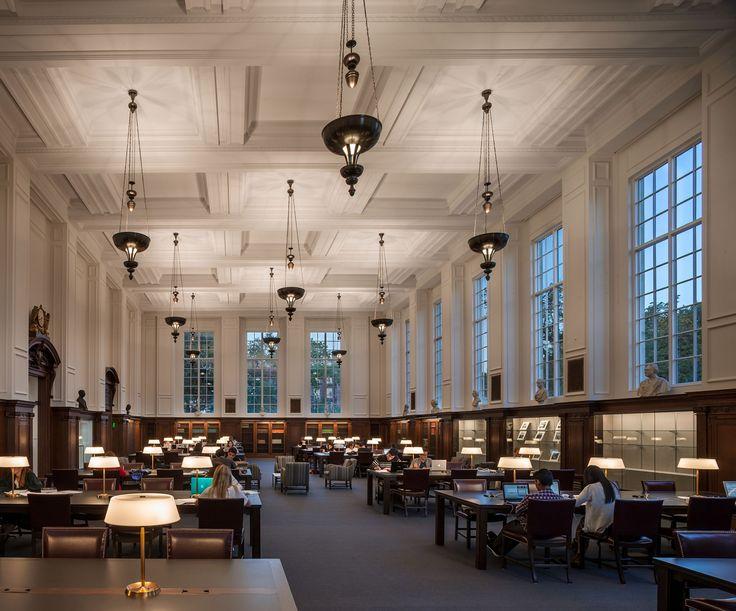 Brown University John Hay Library - Selldorf Architects - New York