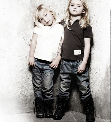 how fab is that kid's hair.. long hair on little boys<3