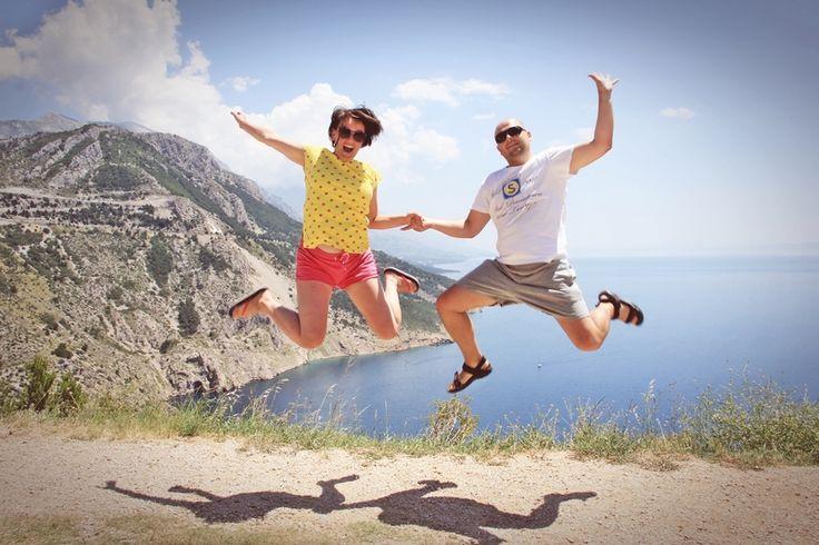 Masyw Biokovo w Chorwacji    http://CroLove.pl    #chorwacja #croatia #hrvatska #biokovo #makarska