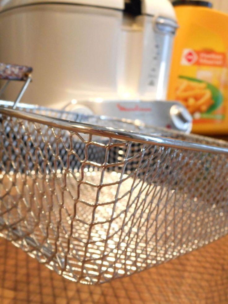 De frituurpan schoonmaken: dat is met deze tip een heel simpel karweitje! - Het…