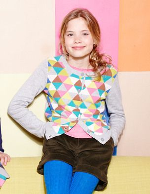 I've spotted this @BodenClothing Colourful Cardigan