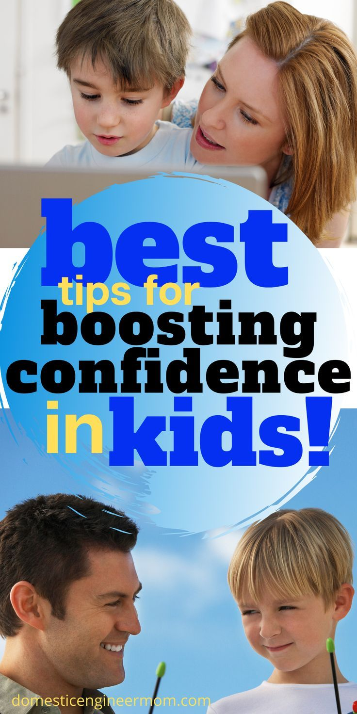How To Build Confidence In Children Confidence Kids Kids And Parenting Parenting Inspiration