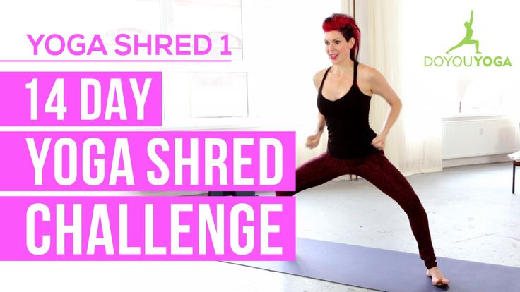 Good intro to her style of plyometric yoga, but a little too slow paced/too much rest for me
