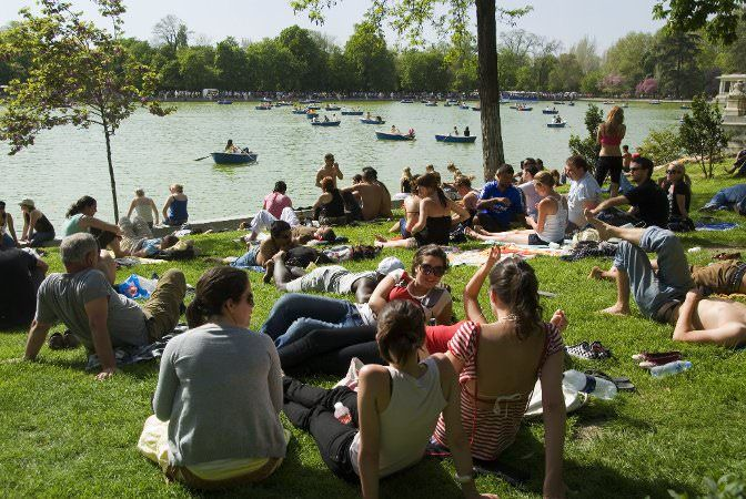 <p>The glorious gardens of El Retiro are as beautiful as any you'll find in a European city. Littered with marble monuments, landscaped lawns, the...
