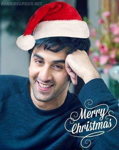 RANBIR KAPOOR Christmas pictures #MerryChristmas
