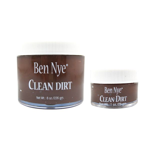 Camera Ready Cosmetics™ - Ben Nye Clean Dirt, $12.00 (http://camerareadycosmetics.com/products/ben-nye-clean-dirt.html)