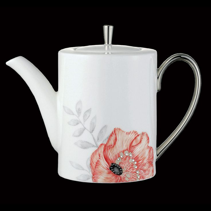 ProunaUSA | Crystal | Coffeepot Fine China Luxury Dinnerware