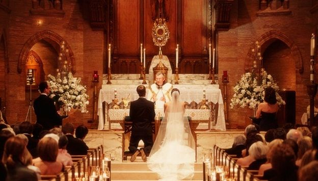 Church Altar Wedding Decorations Pictures : Ideas about altar decorations on wedding