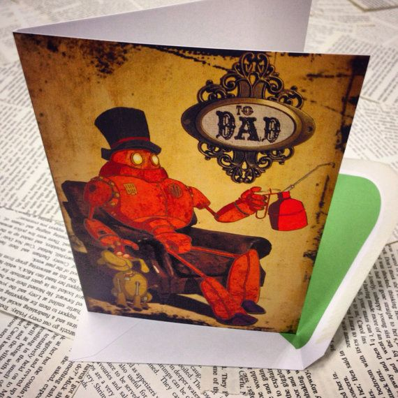 17 beste ideer om Father Birthday Cards p Pinterest – Father Daughter Birthday Cards