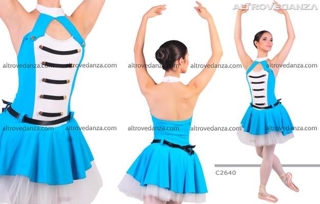 Costume Majorette C2640